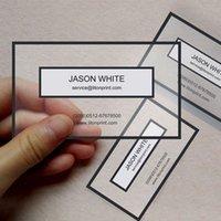 impresión de tarjetas de plástico al por mayor-Impresión plástica de alta calidad de la tarjeta de presentación del pvc de la aduana de China de alta calidad