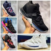 Wholesale magic black ball for sale - 2019 Limited s Basketball Shoes Black Magic for Top Quality Kyrie Chaussures de basket ball Mens Trainers Sneakers Zapatillas With Box