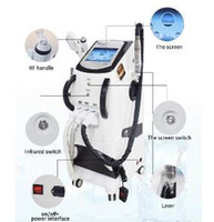High Quality Professional hair removal IPL SHR machine IPL SHR OPT machine  laser+RF+pico hair removal tatoo removal face lifting