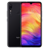 cep telefonu android notları toptan satış-Orijinal Xiaomi Redmi Not 7 4 GB RAM 64 GB ROM 4G LTE Cep Telefonu Snapdragon 660 AIE Sekiz Çekirdekli Android 6.3