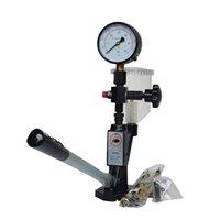 injector bico nissan venda por atacado-Bocal de combustível Injector kits testador S60H Bico Validator teste de atomização pressão aberta, pressão 0-60mpa diesel Injector verificador