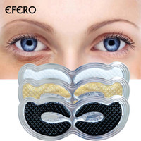 Gold Crystal Collagen Eye Mask Eye Patches Masks Dark Circles Pathces Around Eyes Masks Moisturizing Face Care Mask