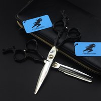 Wholesale hairdresser hair scissors for sale - Group buy Professional Inch Salon Hairdresser s Cutting Scissors Hair Shears Professional Barbers Hair Cut Styling Tools