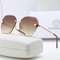 Wholesale polaroid sunglasses men for sale - Group buy New arrival brand sunglasses for men women buffalo horn glasses rimless designer bamboo wood sunglasses with box case lunettes