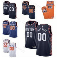 1e545274f Printed Man Kids Woman New York Basketball Knicks 21 Damyean Dotson Jersey  13 Henry Ellenson 11 Frank Ntilikina 32 Noah Vonleh Mario Hezonja