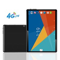 Wholesale android tablet gsm sim card for sale - Group buy Android Tablet Inch Tablets PC quot HD G LTE G WiFi GPS GSM Octa Core GB GB Dual Sim Card IPS Black
