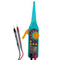 Wholesale ac voltage tester resale online - DT86A Digital Automotive Circuit Tester Multi function Car Circuit Detecting AC DC V V Voltage Signal Tester Tool