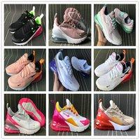 ingrosso colori scarpe da corsa uomini-2019 nuovo colore Nike Air max 270 Cushion scarpe da corsa air 27c 3.0 Sneaker Per Uomo Donna outdoor run 270s scarpe 36-45