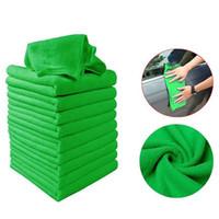 toallas funcionales al por mayor-Fashion New Car Cleaning Multifuncional Superfine Fiber Towel Toalla Fashion Multifuncional Superfine Fiber Rag