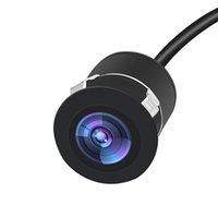 auto nachtsichtbilder großhandel-Neue Universal Punch 18,5 MM HD CCD Nachtsicht Wasserdichte Rückfahrkamera Rückfahrbild System