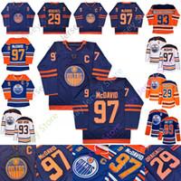 Wholesale milan lucic jersey for sale - Group buy 2019 Edmonton Oilers Third Blue Jersey Vintage Connor McDavid Milan Lucic Leon Draisaitl Ryan Nugent Hopkins Wayne Gretzky