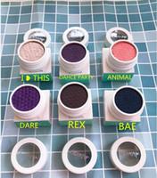 polvo pop de color al por mayor-Dropshipping más nuevo maquillaje de color pop Colourpop Blush individual Colourpop de sombra de ojos en polvo durables de alto brillo nacarado cosméticos a prueba de agua