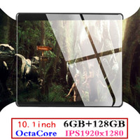 Wholesale 4g lte tablet pc android resale online - Android D Screen Tablet inch G G LTE Phone tablet PC Octa Core RAM GB ROM GB tablets kids FM