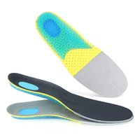 Wholesale memory foam running shoes for sale - Group buy Running Shoes Inserts for Men Women Athletic Arch Comfort Insole