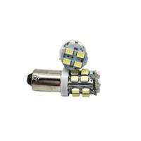 12 volt glühbirnen großhandel-BA9S 20 SMD 1206 Superhelle LED BA9S 20LED Glühbirnen 12 Volt LED Weiß Türleuchten Lampe ba9s LED Licht