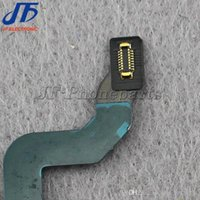 Wholesale iphone motherboard new resale online - 50pcs New high quality for iPhone p Home Button Connection Main Board motherboard Flex Cable Ribbon