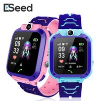 Wholesale best smartwatch android for sale – best For Kids Q12 Children LBS Student Wrist Watches Smartwatch Remote Camera SOS Waterproof SIM Call For Android Best Gift PK DZ09 GT08