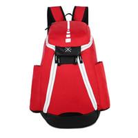 bolsas de equipo al por mayor-Primera marca famosa Mochila Nacional Olympic Team mochilas de gran capacidad de la escuela Bolsas de viaje Mochilas calidad de baloncesto de alta 16