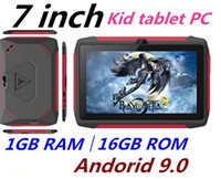 Wholesale kids tablet for sale - Group buy New kid Tablet PC Q98 Quad Core Inch HD screen Android AllWinner A50 real GB RAM GB Q8 with Bluetooth wifi