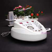 Wholesale ultrasonic face massager resale online - Hot selling Facial Ultrasonic Massager Cleaner Face Peeling Ultrasound Beauty Microdermabrasion Clean Dermabrasion