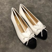 Wholesale ladies flat slip shoes resale online - 2020 Leather loafers shoes with buckle Brand Fashion Women a variety of style slippers Ladies Casual Flats xn1266