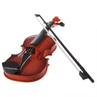 Wholesale novelty electronics gift resale online - New Fashion and Educational Children Musical Instruments Toys Novelty Gag Toys Super Cute Mini Music Electronic Violin GIFT for Kids BOY