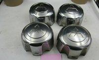 Wholesale pajero sports for sale - Group buy 4pcs Wheel Center Hub Caps Retention Clip Replacement For Montero Pajero Sport