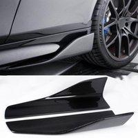 ingrosso styling del corpo bmw-Valuta short Stile Body decoration Fibra di carbonio Minigonne laterali Per BMW Serie 1234567X5X6