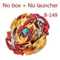 Wholesale Bayblade Burst GT B Booster Union Achilles with Ripcord Ruler Launcher Starter Bey Bays Bable Christmas Gift Kids Toy
