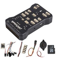 Wholesale pixhawk flight controller for sale - Group buy Pixhawk PX4 PIX Bit flight Controller Autopilot with G SD Safety Switch Buzzer PPM I2C for RC Quadcopter