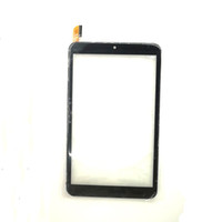 Wholesale tablet quality resale online - Touch Screen Panel Digitizer For DP080686 F2 A Inch Made in China Tablet Replacement Parts Black Quality Warranty
