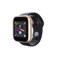 Wholesale newest android phone watch for sale - Group buy Newest Z6 Smartwatch For Apple Iphone Smart Watch Bluetooth Watches With Camera Supports SIM TF Card For Android Smart Phone