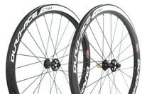 pernos de las ruedas al por mayor-Freno de disco 6 pernos Bujes 50 mm Ruedas Clincher Carbono Bicicleta 50 mm Profundidad Freno de disco Bicicleta de carretera Ruedas Carbono