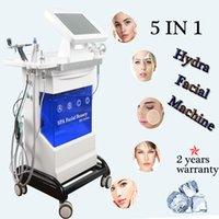 körper sauerstoff maschine großhandel-Microdermabrasion Maschine professionelle Sauerstoff-Gesichts-Maschine Wasser-Staubsauger Facelift-Behandlung Körper Sauerstoff-Maschine billig