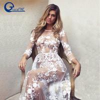 9382cf34b90 Summer White lace long dress Bohemian Low Back Backless Open Back Dress  sheath Dresses Female vestidos Honeymoon trip