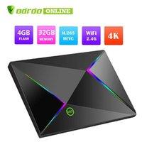 m9s android box al por mayor-1 UNIDS 4GB 32GB Q Plus Allwinner H6 Smart TV Box Android 9.0 TV Box 1080p 4K H.265 USB3.0 M9S Z8 IPTV reproductores de medios inteligentes