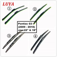 Wholesale grander blade for sale - Group buy Four kinds of wiper Blade in Car windshield wiper For Pontiac Grand AM size quot quot