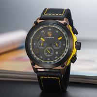 agulha de relógio de quartzo venda por atacado-Luxo 3A pequena agulha all ir relógio de quartzo automático quente moda namoro homens e mulheres de couro namoro esportes relógio de quartzo dos homens relógio