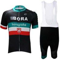 Wholesale biking clothing for sale - Summer Cycling Jerseys BORA Men Team cycle Wear Short Sleeve Bike Clothing Maillot Ropa Ciclismo Uniformes Biking Clothes