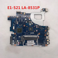 Wholesale intel motherboards for acer laptop for sale - Group buy For E1 Laptop motherboard Packard Bell TE11BZ NBY1G11001 Q5WT6 LA P CPU full Tested