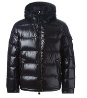 chaqueta de plumas para hombre al por mayor-CALIENTE hombres de lujo diseñador de las mujeres de Canadá abajo de la chaqueta caliente abajo abrigos para hombre ropa de abrigo al aire libre de la pluma del hombre de invierno