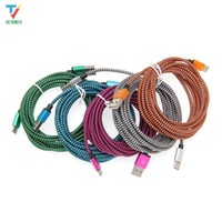 Wholesale c grains resale online - 500pcs snake s grain data line charger m m m For Android pin5 type c Fast Charger USB C Cord Micro USB Type C Cable For Phone Cable