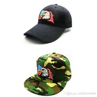 08f8d2e3024 LDSLYJR 2018 eagle head embroidery cotton Baseball Cap hip-hop cap  Adjustable Snapback Hats for kids and adult size 56