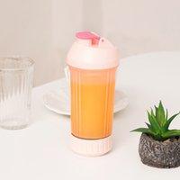 juicer manual suco de laranja venda por atacado-Espremedor manual Citrino Laranja Limão Suco Espremedor Copo Portátil para Cozinha Em Casa XH8Z