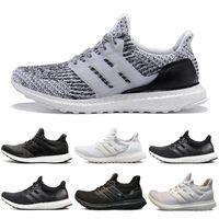 Wholesale new free run shoes for sale - Group buy New Triple Black Sport Shoes Women Primeknit Runs Fashion men Shoes Running Shoes