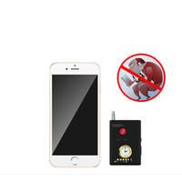 поиск ошибок оптовых-Высокое качество CX307 + Mini Camera Detector GPS Tracker Finder Высокая чувствительность Многофункциональный GSM Device Finder Детектор ошибок Объектива