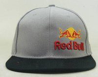 Wholesale red bulls cap for sale - price bull hat red cap Adjustable  Snapback Hat Baseball 1b2f5af9aa7