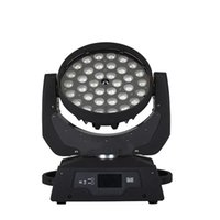 robô de palco venda por atacado-China fabricante LEVOU Moving Head Wash 36 * 10 w moving head luz efeito de palco robô conduziu a luz do ponto