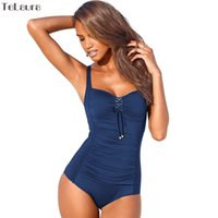 7e61236b391db 2019 One Piece Swimsuit Plus Size Swimwear Women new fashion Push Up Bathing  Suit Vintage Monokini Bodysuit Beach Wear High Cut Swim Suit