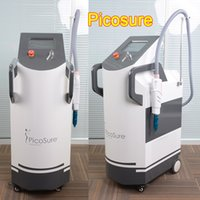 Wholesale best beauty salons resale online - Best Salon use beauty machine nm Picosure Laser Pico laser For Tattoo Acne pigment Removal Picosecond